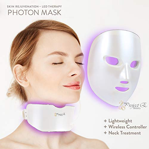 led light therapy mask reviews