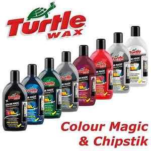 turtle wax colour magic blue review
