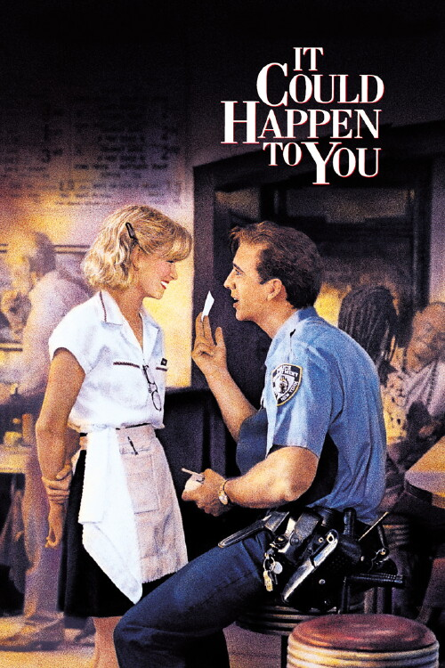 it could happen to you movie review