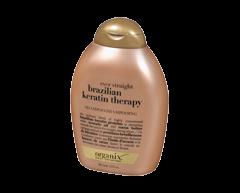 ogx brazilian keratin shampoo review