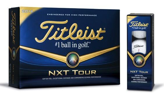 titleist tour distance ball review