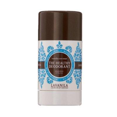 lavanila vanilla coconut deodorant reviews