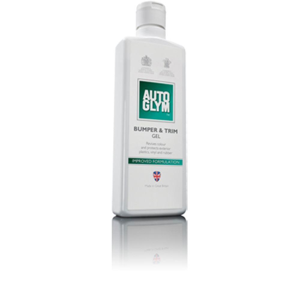 autoglym bumper and trim gel review