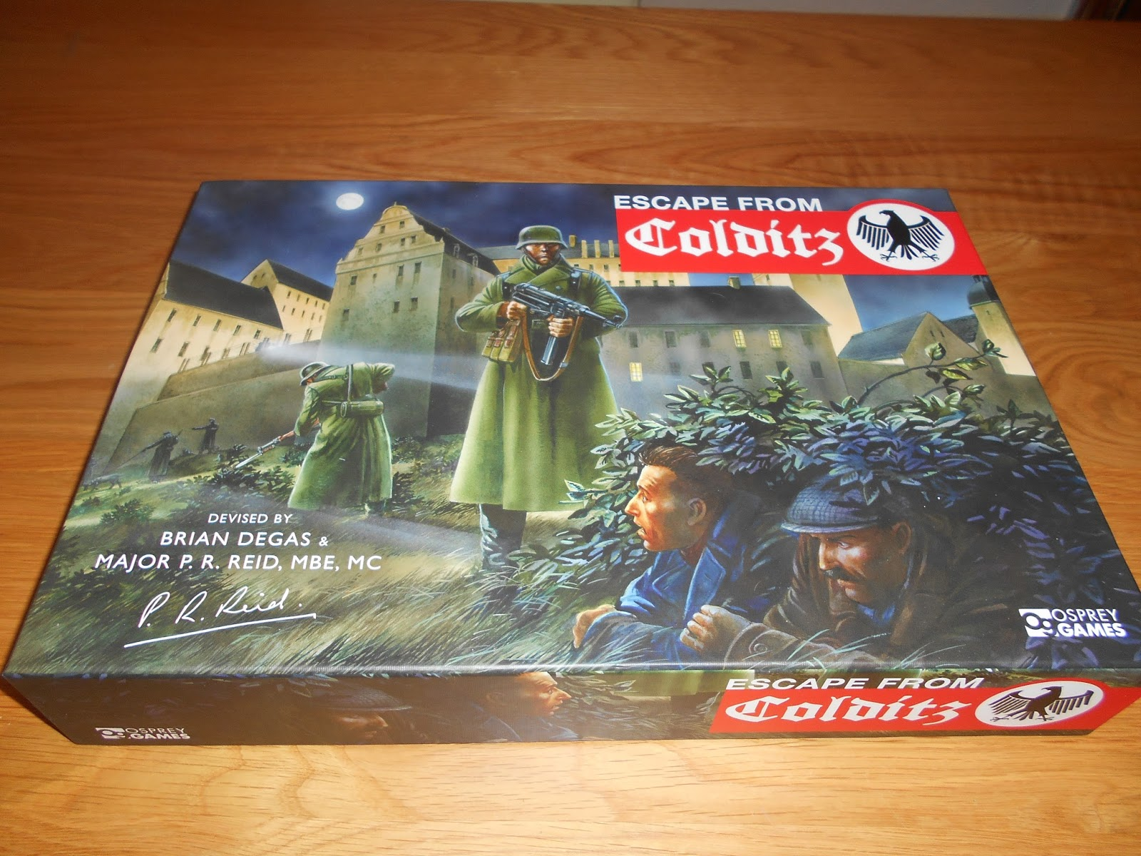 escape from colditz game review