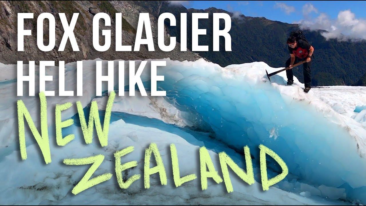 fox glacier heli hike reviews