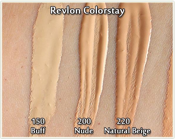 revlon colorstay natural makeup review