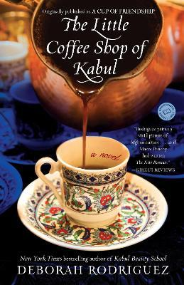 little coffee shop in kabul book review