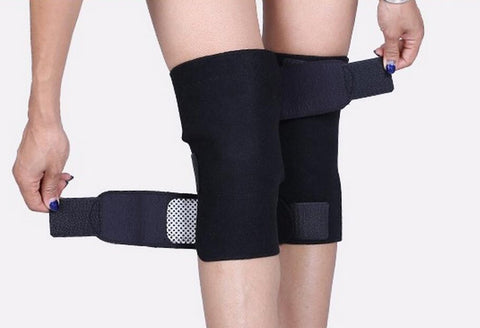 self heating knee pads review