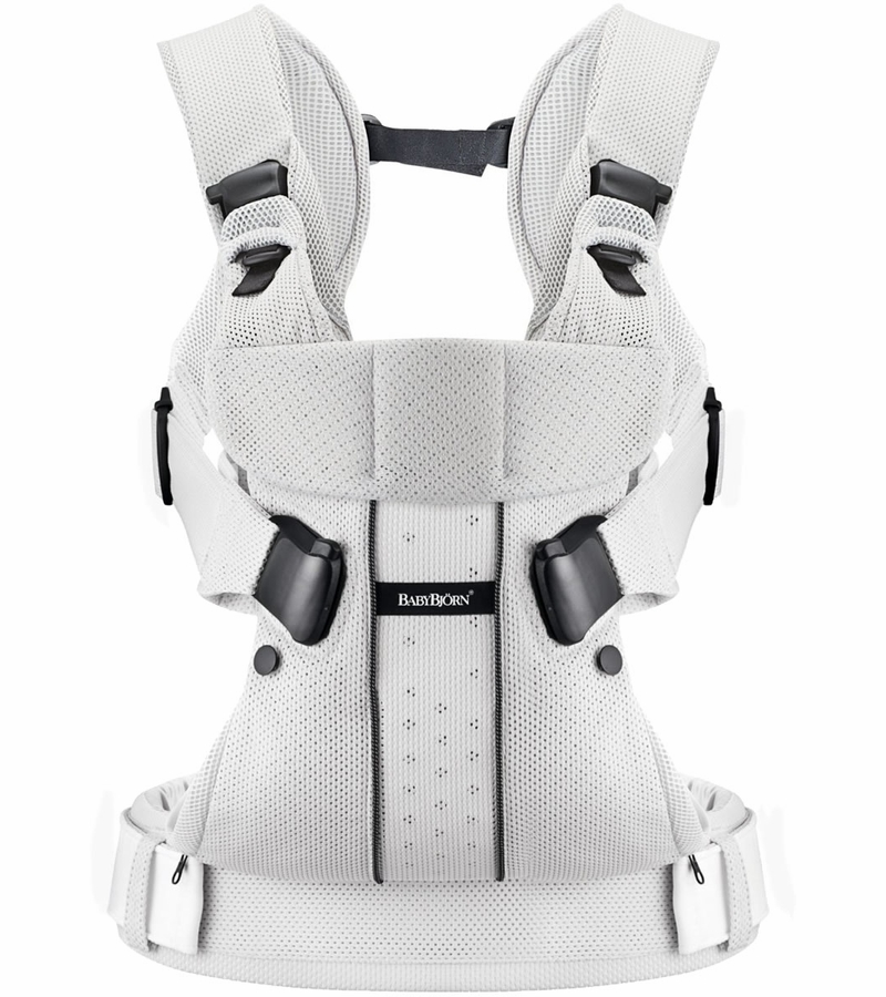 babybjorn baby carrier one air review