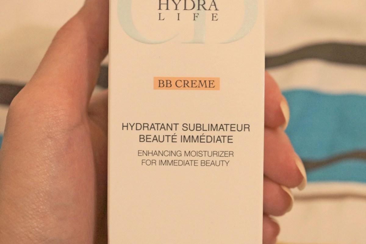 dior hydra life bb cream review