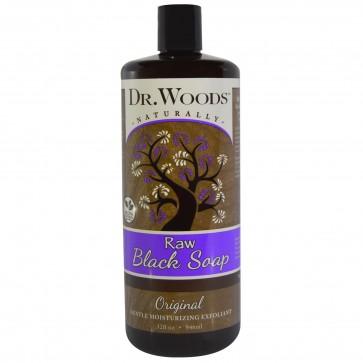 dr woods pure black soap reviews
