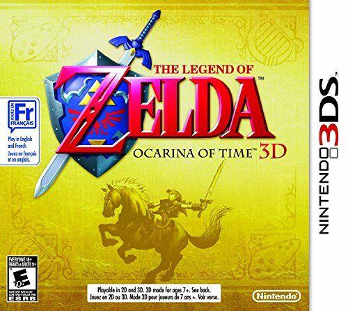 legend of zelda 3ds review