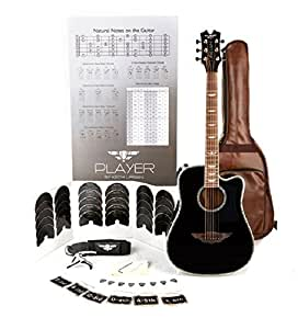 keith urban player guitar collection review