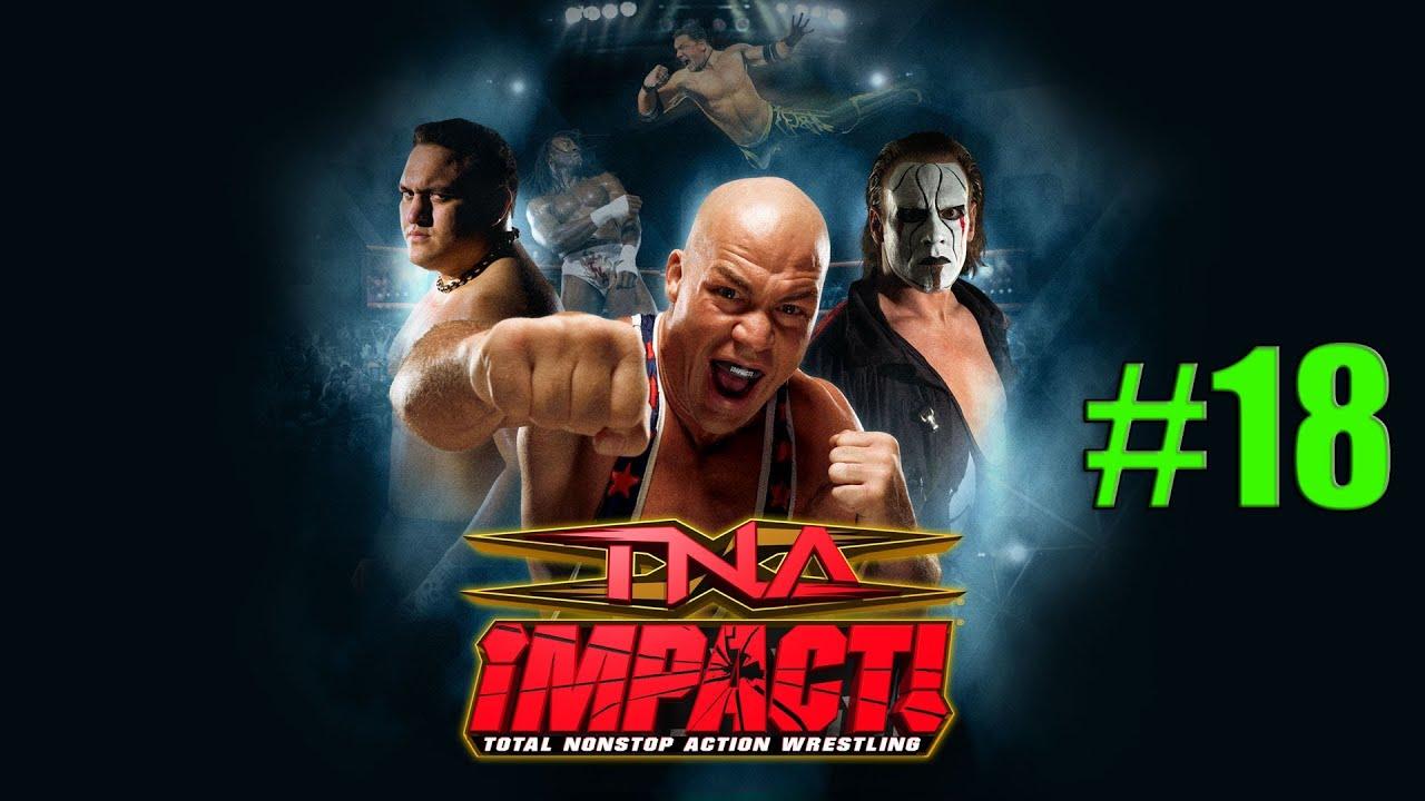 tna impact xbox 360 review
