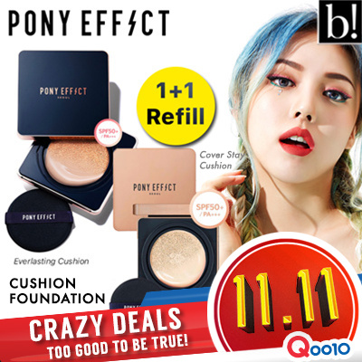 pony effect cover stay foundation review