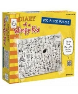 diary of a wimpy kid cheese touch board game review
