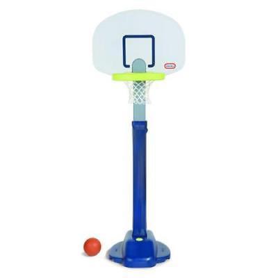 little tikes adjust n jam basketball set reviews