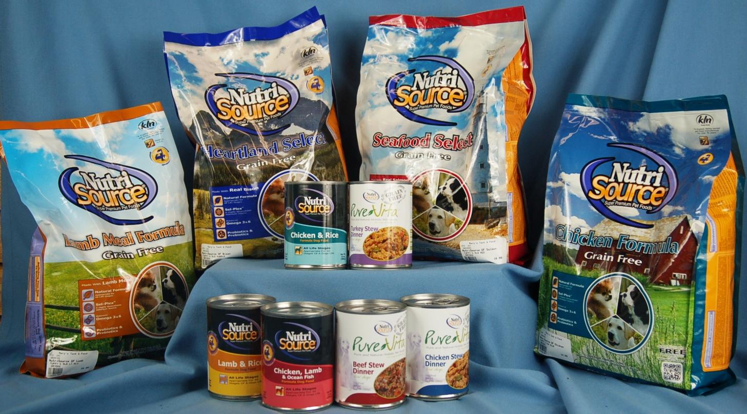 nutrisource pure vita dog food reviews