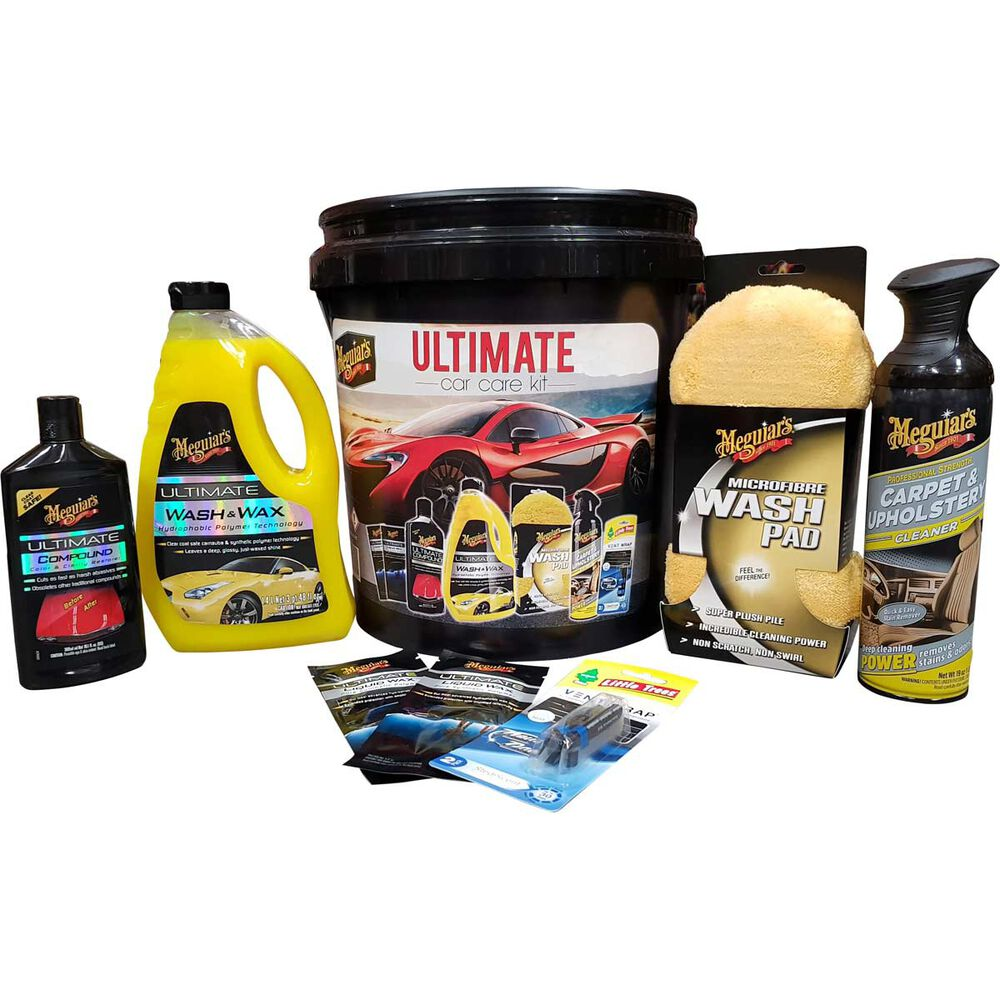 meguiars new car kit review
