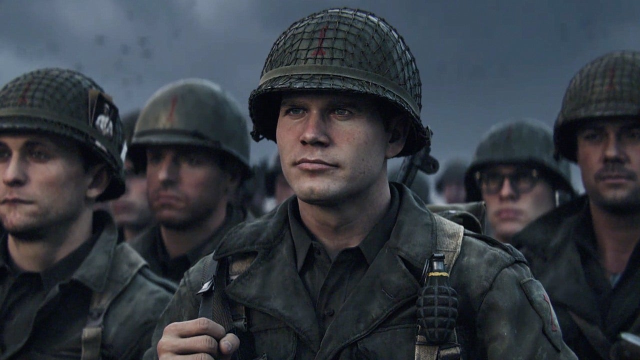 call of duty ww2 campaign review