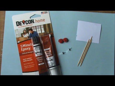 devcon 5 minute epoxy reviews