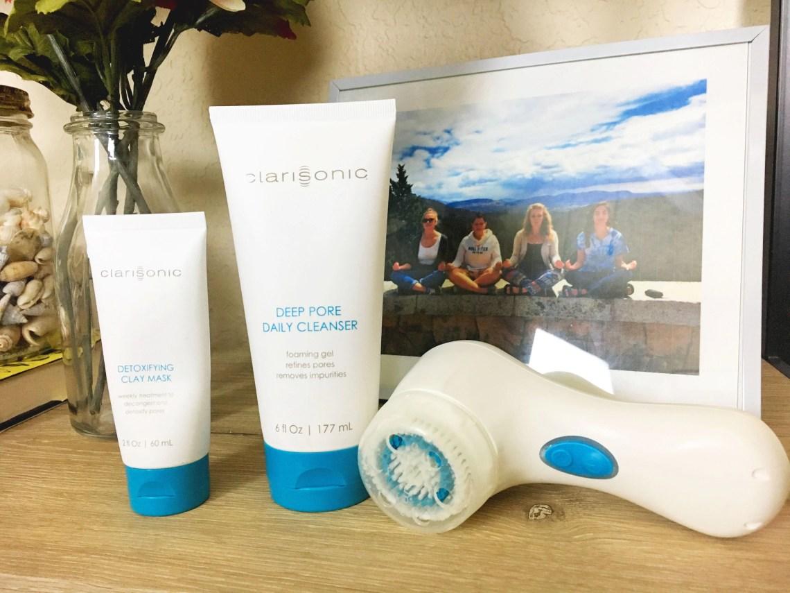 clarisonic deep pore cleanser review