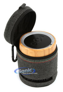 marley chant bluetooth portable audio speaker review