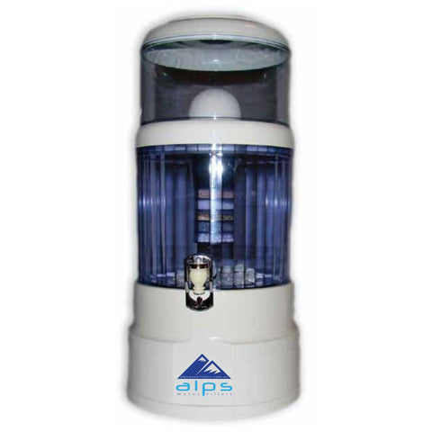 alps water filtration unit review