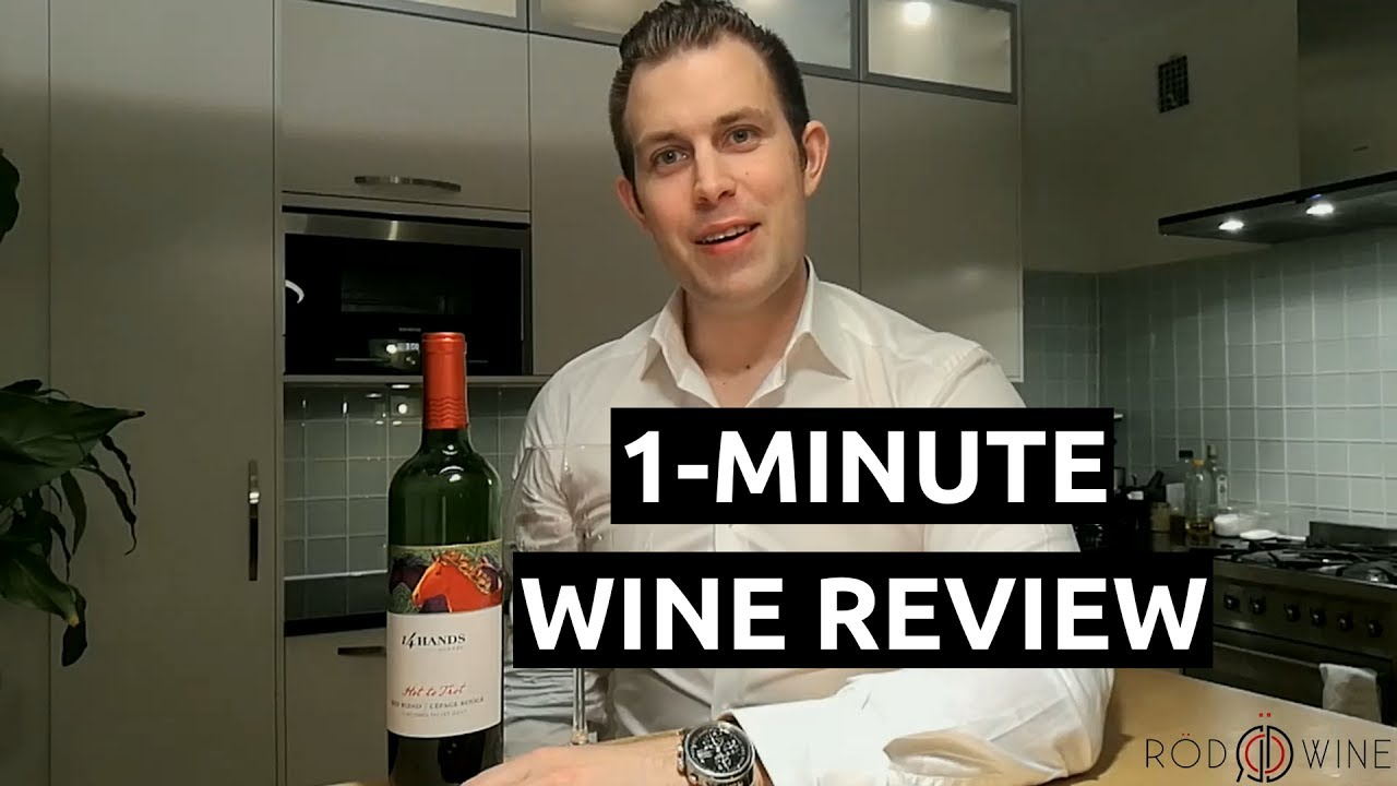 hot to trot wine review