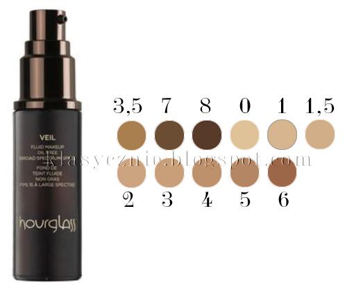 hourglass veil fluid foundation review