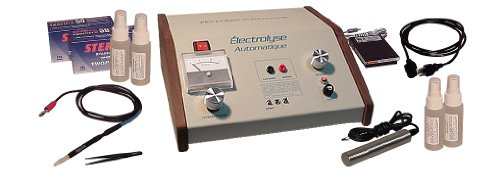 one touch home electrolysis reviews