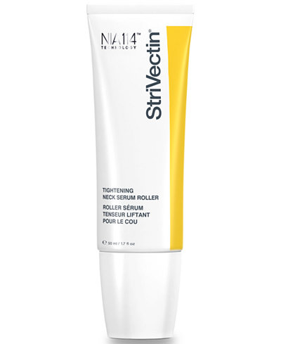 strivectin tightening neck serum roller reviews