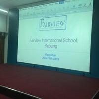 fairview international school subang review