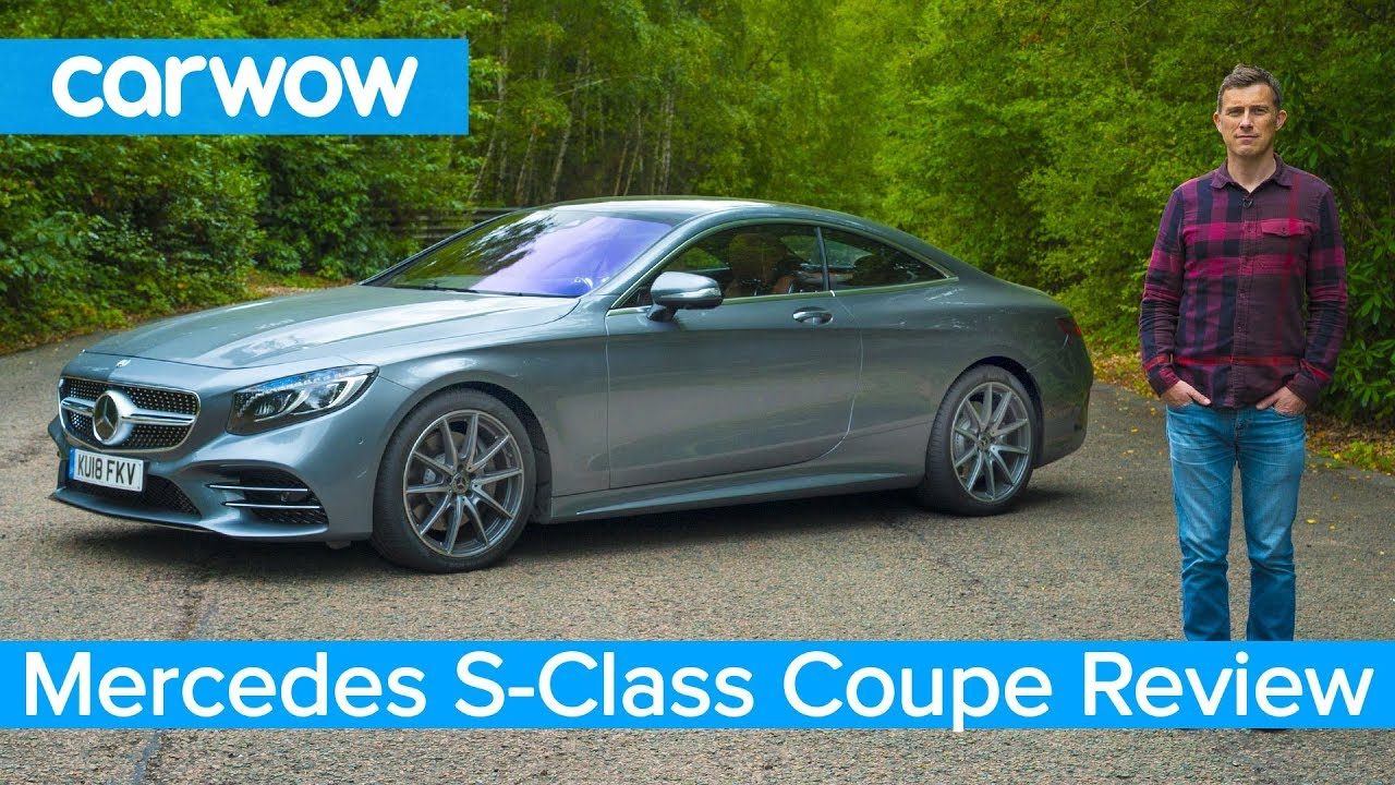 mercedes s class coupe review