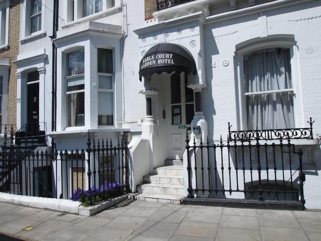 garden court hotel london reviews