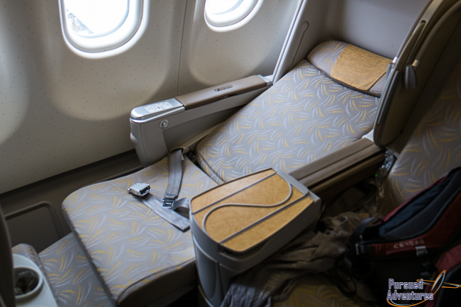 asiana a330 300 business class review