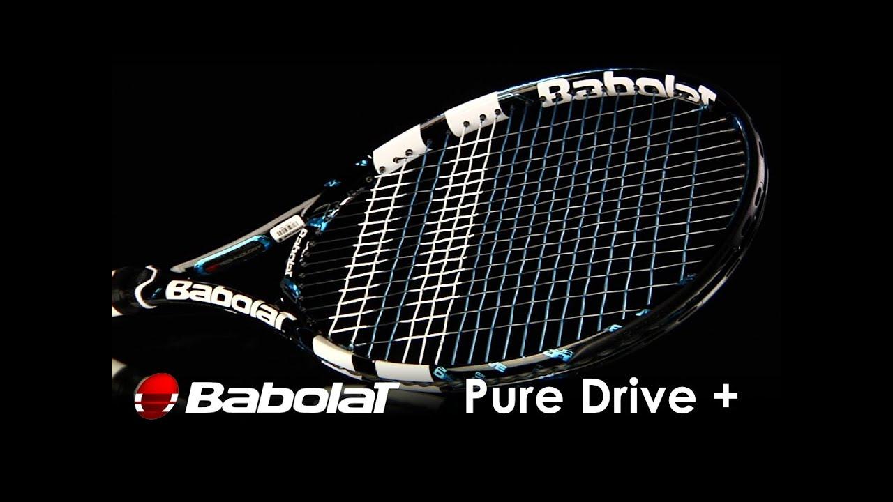babolat pure drive plus review