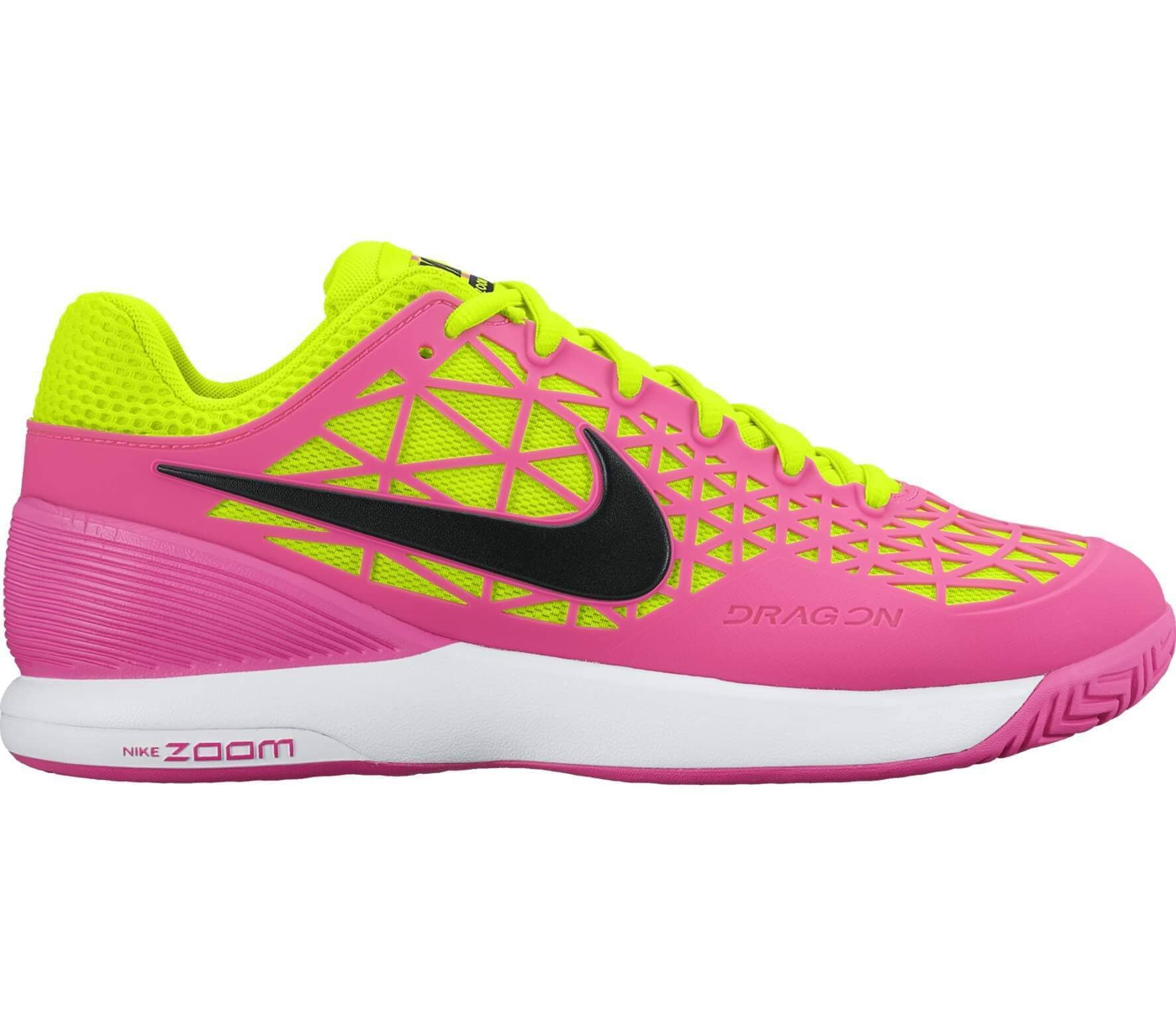 nike zoom cage 2 womens review