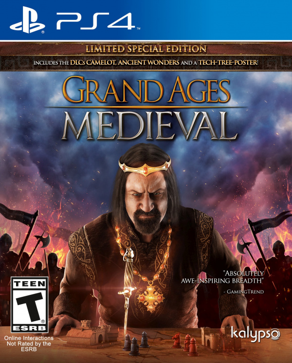 grand ages medieval ps4 review