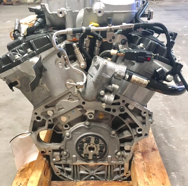 3.6 vvt engine review