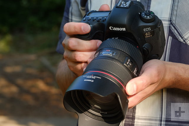 canon eos 6d mkii review