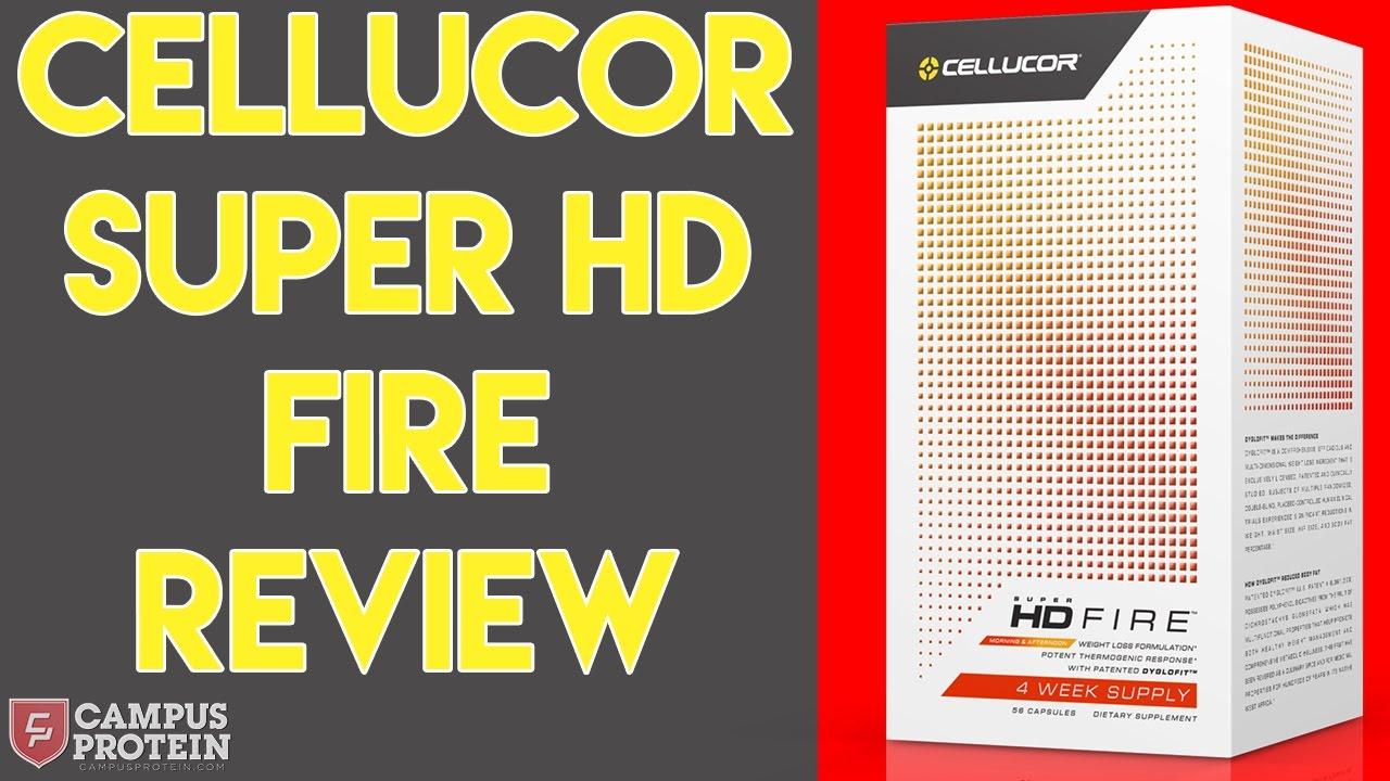 cellucor super hd fire reviews
