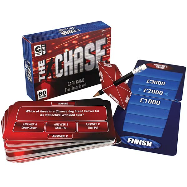 the chase card game review
