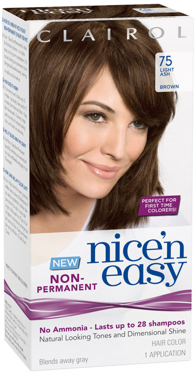 clairol light ash brown review