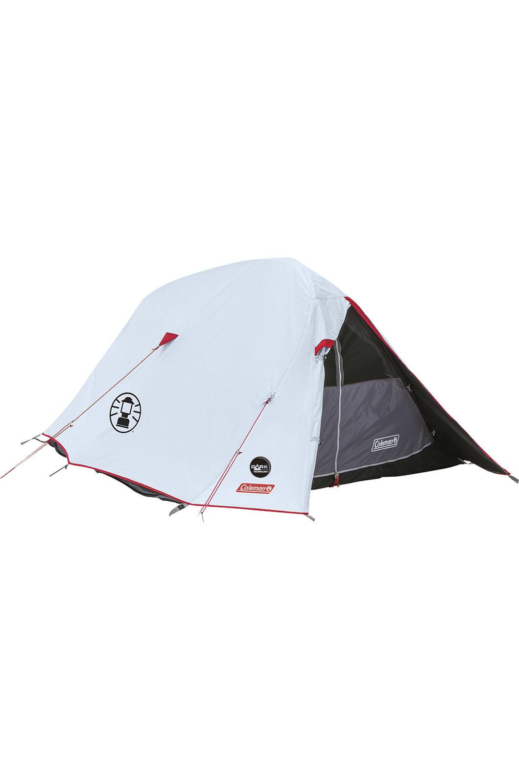 coleman 2 person pop up tent review