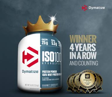 dymatize iso 100 review bodybuilding