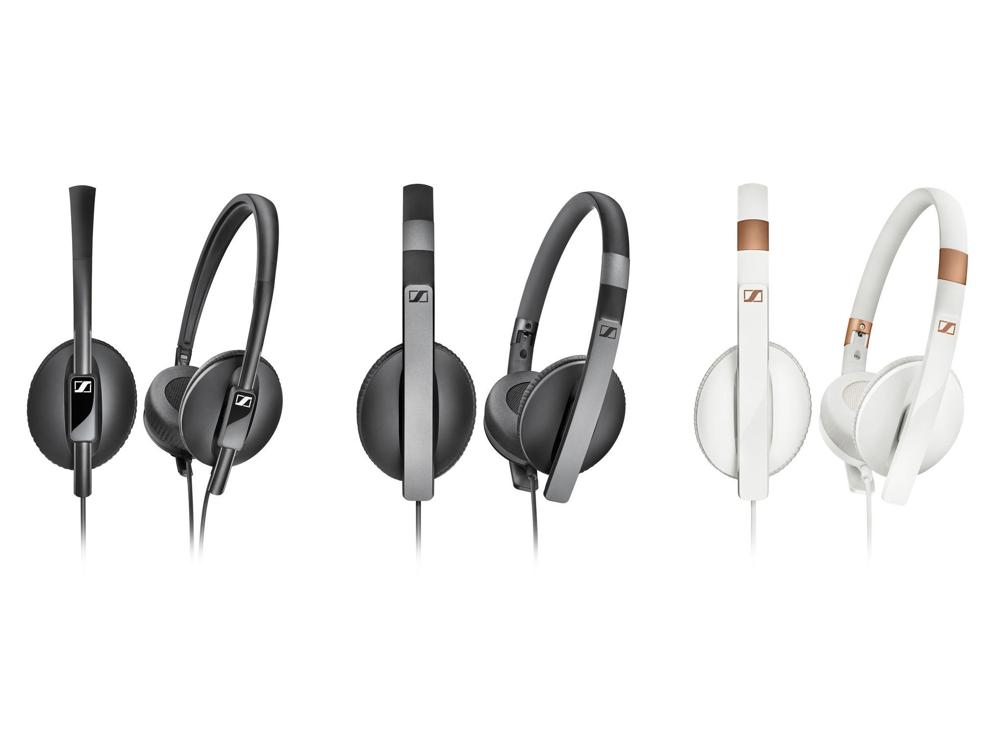 sennheiser hd 2.10 on ear headphones review