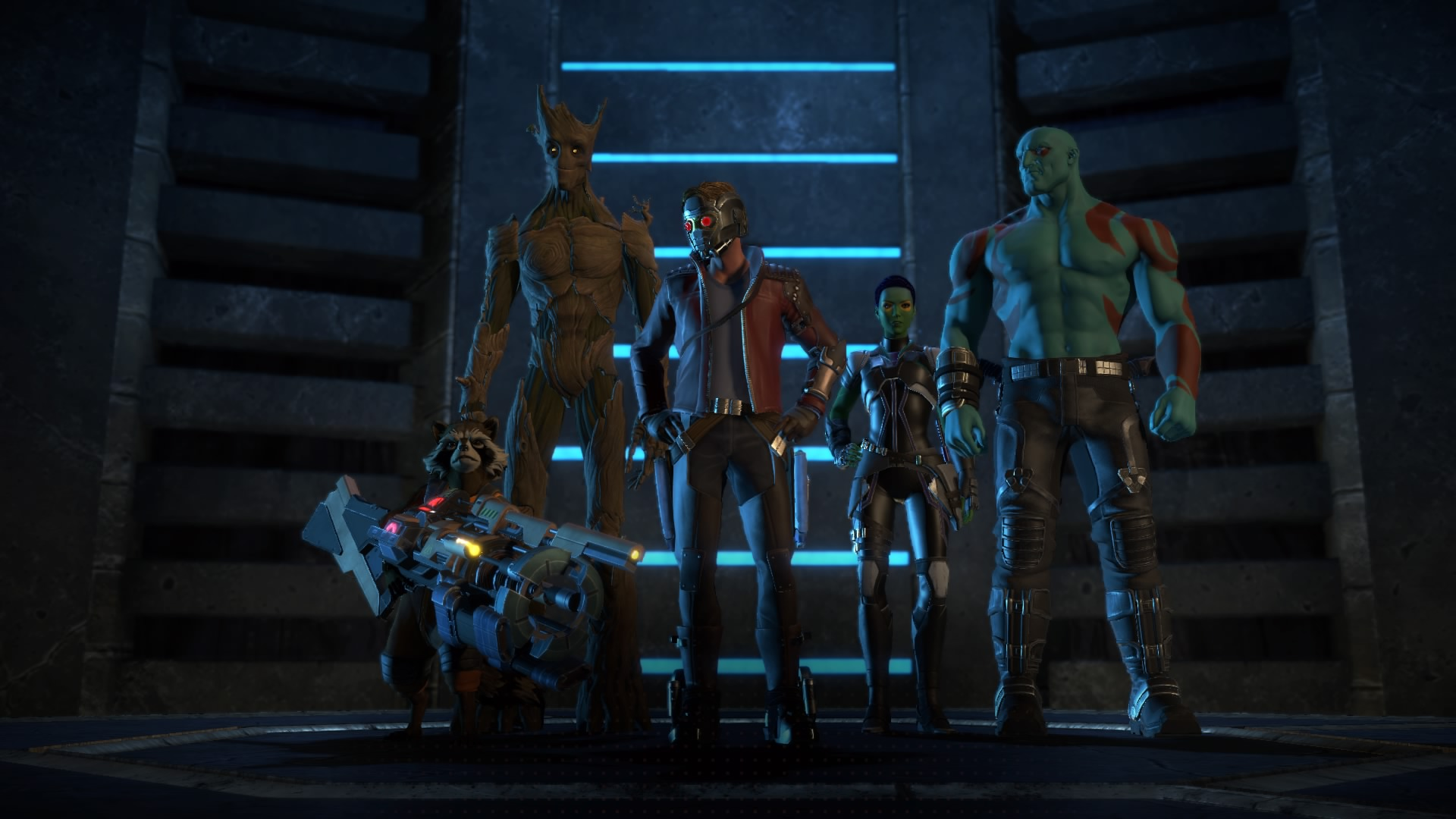 guardians of the galaxy telltale review