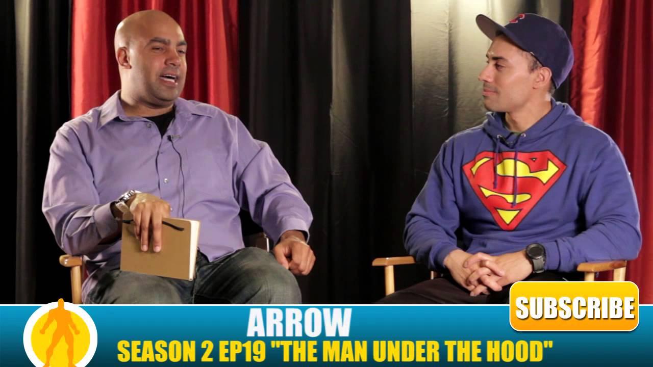 arrow season 2 episode 19 review