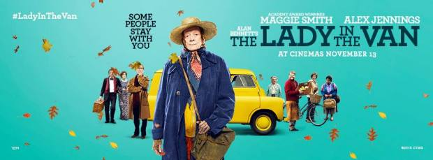 lady in the van review